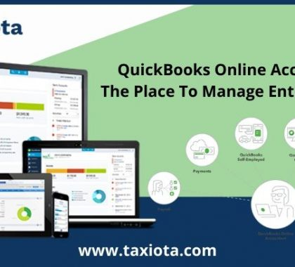 Quickbooks Online Accountant: The place To Manage Entire Practices